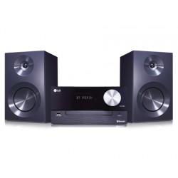 LG CM2460 MINICADENA 100 W USB MP3