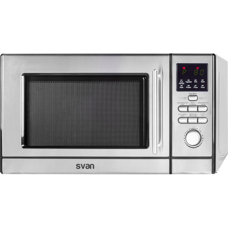 SVAN SVMW823GXD MICROONDAS INOX DE 23L C