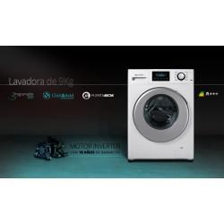 SCHNEIDER SLA9140 LAVADORA 9KG A+++