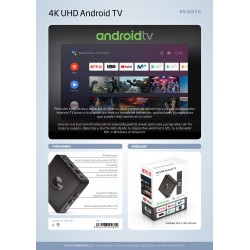 ENGEL EN1015K RECEPTOR ANDROID TV