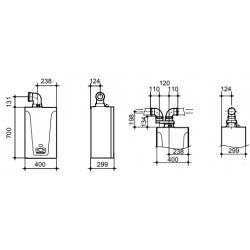 BAXI PLATINUM COMPACT 30/30 F ECO