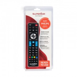 SUPERIOR MANDO UNIVERSAL REPLACEMENT PHILIPS TAMBIEN PARA TV CON SMART TV