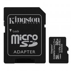 KINGSTON SDCS2/32GB MEMORIA MICRO SDHC 32GB ADAPTADOR