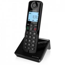 ALCATEL S250 TELEFONO FIJO NEGRO