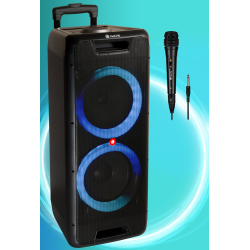 NGS WILDJUNGLE2 ALTAVOZ PORTATIL 300W 5 HORAS