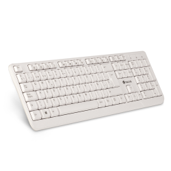 NGS SPIKE TECLADO BLANCO CON CABLE