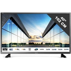 TV SHARP 40CF2E LED 40'' FULL HD