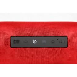 MANTA SPK15GORD ALTAVOZ PORTATIL ROJO 20 W de potencia, 2x10w. Clase impermeable. BLUETOOTH: 5.0 Radio FM.