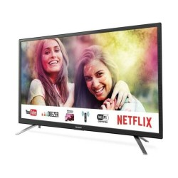 "SHARP LC24CHG6132E TELEVISOR 24"" LED HD Ready Smart TV. Sistema operativoAquos Net+"
