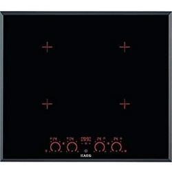 AEG HK674400FB ENCIMERA Potencia 7400 W color negro temporizador