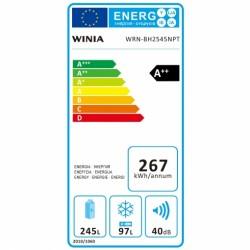 WINIA WRNBH2545NPT FRIGORIFICO COMBI A++ 342L TOTAL NO FROST