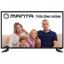 """MANTA LED5501U TELEVISOR 55"""" LED 3840x2160 (UHD-4K) HDMI-USB"""