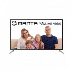 "MANTA 55LUA57L TELEVISOR 55"" LED Ultra HD 4K SMART TV"