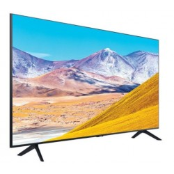 SAMSUNG UE55TU8072UXXH TELEVISOR 55 LED 4K Ultra HD 3840 x 2160Pixeles, Smart TV, WiFi, Color Negro.