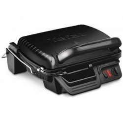 TEFAL GC308812 GRILL ELECTRICO 2000W aluminio fundido antiadherente. Termostato regulable.