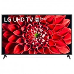 LG 49UN71003LB TELEVISOR 49 LED LED-4K Resolución: 3840x2160 (4K) SMART TV 5.0, WiFi / Bluetooth.