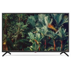 "SHARP 40BN3EA TELEVISOR 40 LED- 4K ULTRA HD DE 40 "" Android TV, Bluetooth®."