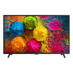 "SVAN SVTV240CSM TELEVISOR 40"" LED-Full HD 1920×1080 píxeles, Sistema operativo: Android 7.1.1, Wifi interno, Color negro."