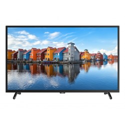 "SVAN SVTV243CSM TELEVISOR 43"" LED-Full HD 1920×1080 píxeles, Smart tv, Android 7.1.1, Wifi interno, Color negro."