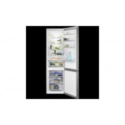 ZANUSSI ZNME36GU0 FRIGORIFICO COMBI 201 cm Clase A++ Tipo frío congelador: No Frost Capacidad total neta (L): 360