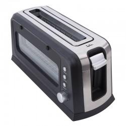 JATA TT632 TOSTADOR Potencia 900 W Selector electrónico de tostado. 7 posiciones.