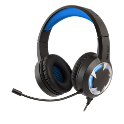 NGS GHX510 AURICULAR DE GAMING CON LUCES LED - CONTROL DE VOLUMEN - COMPATIBLE PS4/XBOXONE/PC
