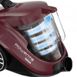 ROWENTA RO3733EA ASPIRADOR S/BOLSA 600 W Capacidad de polvo: 1,5 l. Nivel de ruido IEC: 75 dB