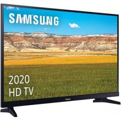"SAMSUNG TV 32"" HD Ready, 1366 x 768 píxeles. Sintonizador digital DVB-T2C."