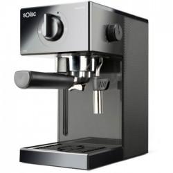 SOLAC CE4502 CAFETERA ESPRESSO 1050W de potencia y 20 bares de presión.