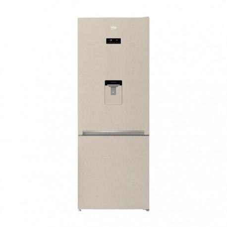 BEKO RCNE560E40DBN FRIGORIFICO COMBI 192 cm NeoFrost Dual Cooling: SmoothFit Clasificación energética A++