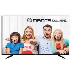"""MANTA LED320E10 TELEVISOR 32"""" HD resolución:1366x768 píxeles. HDMI x3, USB x1. Modo hotel."""