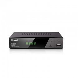 ENGEL RT7130T2 TDT ALTA DEFINICION compatible con 1080p/i, 720p y 576p/i. Salida HDMI y puerto bidireccional USB 2.0.