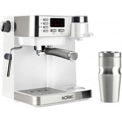SOLAC CE4497 CAFETERA multifunción: Espresso + goteo + capuccino
