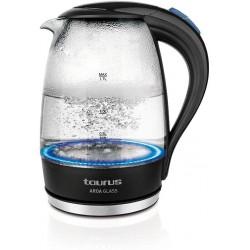 TAURUS AROA GLASS HERVIDOR 2200W 1.8 LITROS