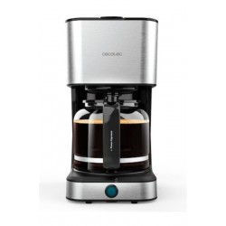 CECOTEC 1554 Cafetera de goteo Route Coffee 66 Heat para 1,5 litros