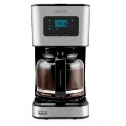 CECOTEC 1555 Cafetera de goteo Route Coffee 66 Smart Programable, 950 W,