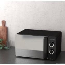 CECOTEC 1527 Microondas 20l con grill ProClean 3140 Mirror