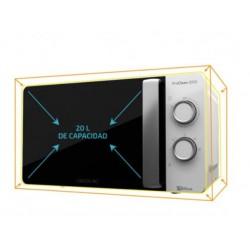 CECOTEC 1522 Microondas 20l ProClean 3010