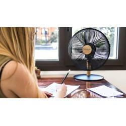 CECOTEC 5213 Ventilador De Sobremesa ForceSilence 560 Woodesk