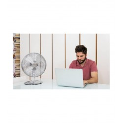 CECOTEC 5224 Ventilador de sobremesa Forcesilence 580 Retrodesk