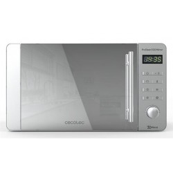 CECOTEC 1533 Microondas 20l con grill ProClean 5120 Mirror.