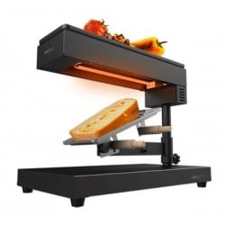 CECOTEC 3081 Raclette Cheese&Grill 6000 Black