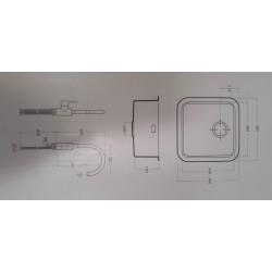 ROCA 870C1000N PACK VIENA 40+L20