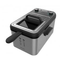 CECOTEC 3076 Freidora CleanFry Infinity 4000 Full Inox