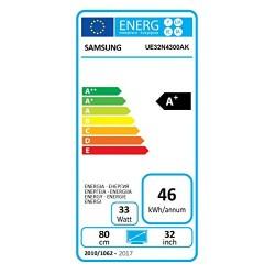 "SAMSUNG UE32N4300AK TELEVISOR 32"" SMART TV LED HD WIFI A+"