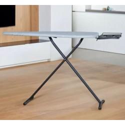 TAURUS ARGENTA PRO TABLA DE PLANCHAR, 3 posiciones de altura regulable hasta 95 cm.