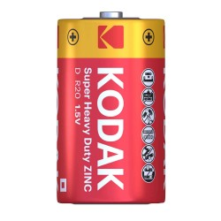 KODAK 30946385 PILAS EHD D LR20