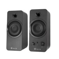 NGS GSX200 ALTAVOCES STEREO GAMING CON SUPERGRAVES - POTENCIA 20W