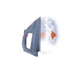 TEFAL GV6721E0 CENTRO DE PLANCHADO 2200 W potencia. Vapor continuo 100 g min. Función vapor vertical.
