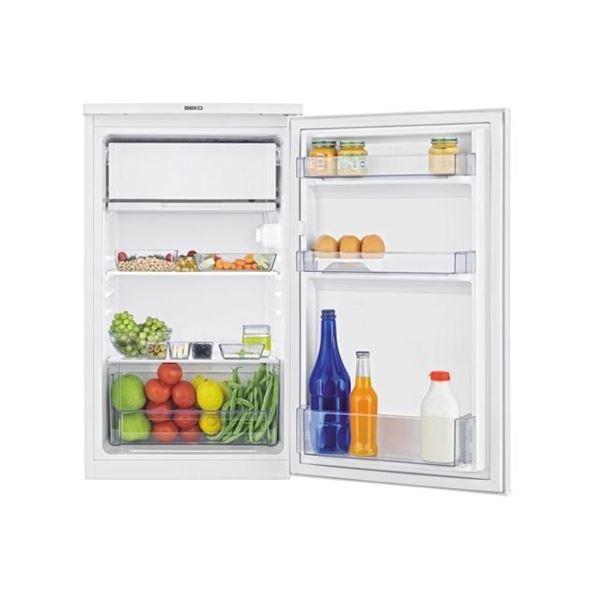 beko ts190320 frigo bajo encimera 80cm t barato de outlet. Black Bedroom Furniture Sets. Home Design Ideas